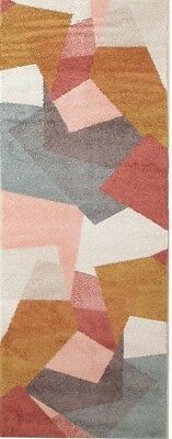 Hallway Runner Rug Hall Runner Modern Carpet Mat 2 Sizes Available FREE DELIVERY