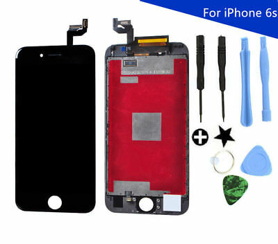 OEM iPhone 6 6s 7 8 Plus Lcd Accembly Digitizer Complete Set Screen Replacement 11