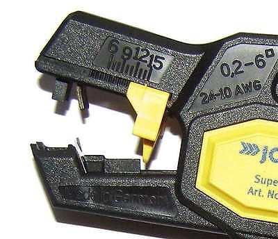 CIMCO JOKARI Abisolierzange SUPER 4 PLUS 0,2-6mm² 100780 Zange