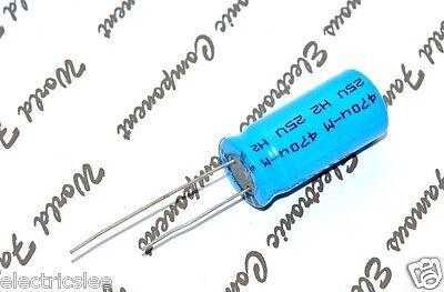 165 470uF 25V 125°C Radial Capacitor 222216556471 BC 1pcs-Vishay PHILIPS