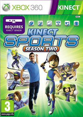 Kinect Sports XBox 360 Kinect Games (Multi listings) 2