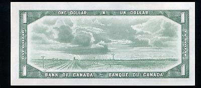 BC-37bA-i 1954 $1 ONE DOLLAR *REPLACEMENT* BANK OF CANADA GEM UNCIRCULATED 2