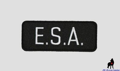 ALL ACCESS CANINE™ Support Animal ESA Dog - Service Dog - Therapy Dog Patches 7