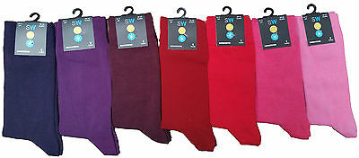 Ankle Socks 6 x Mens Ex Chainstore Designer Style Cotton Rich Trainer Liner
