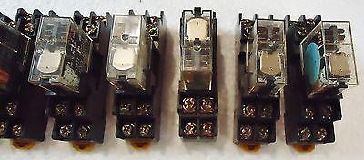 10 Omron G2R-212S-V-N-Us W/rj9Sa)Max.5A250V And Aluminum Runner/base 6