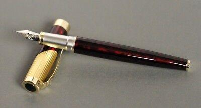 Edler Füller Füllhalter Füllfederhalter Jinhao 9009 mit Iridiumspitze 6