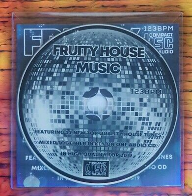 Fruity House Music 2019 NEW DJ MIXED CD 🌟 Real House Club Dance Floor Music 🌟 3