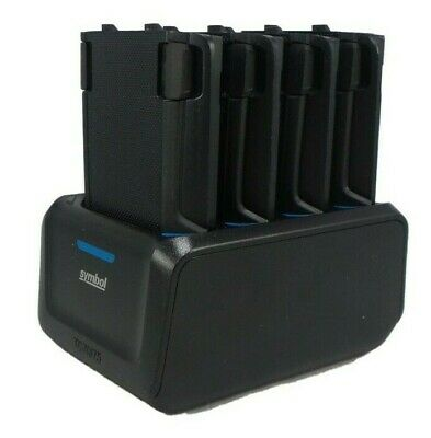 Symbol Battery Charger for TC70 TC75 TC77 SAC-TC7X-4BTYC1 (4) battery bundle 2