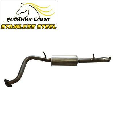 2005-2008 Tribute Escape Stainless Steel Resonator Muffler Exhaust System Fits