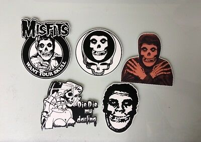 Misfits Sticker Pack 2