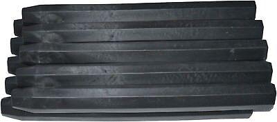 10x Teichwerk Pfahl 38cm für Randband Teichband Teichrandband Teich Pfähle Teich