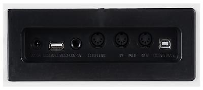 88-Tasten Digital E-Piano Beginner Home Keyboard Klavier 3-Pedale USB Weiß 7