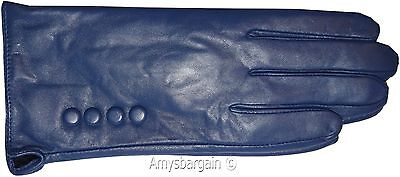 Leather gloves. Size S, M, L, XL. Woman's Leather  winter Gloves. Dress Gloves. 4