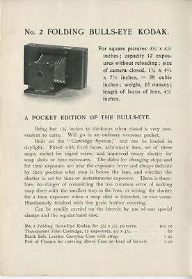 THE HISTORY OF Kodak Cameras, Antique Advertising, Manuals, Catalogs PDF  DVD E64
