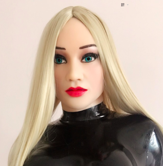 MASKINGDOLLS Sexy Female Latex Medical Silicone Rubber Mask Masken Puppen 3