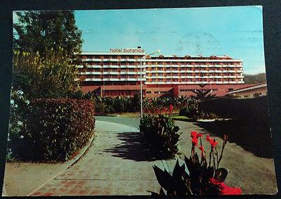 Postal Puerto De La Cruz Tenerife 1984 Hotel Botanico Canarias Postcard  Cc03673 2