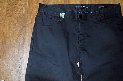 marks and spencer's mens black jeans