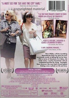 Broken English (DVD, 2007) Gena Rowlands, Justin Theroux, Peter Bogdanovich 2