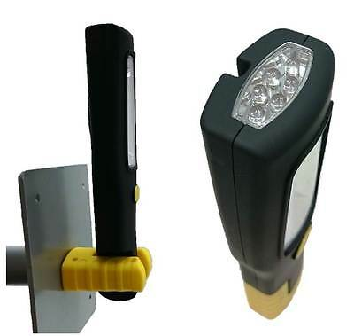 mit Batterien COB LED Knick-Leuchte Arbeitslampe Werkstattlampe extrem hell