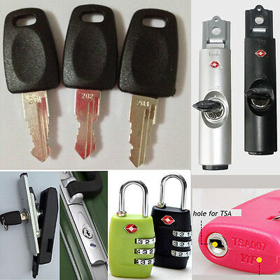 Multifunctional B35 TSA002 007 Key Bag For Luggage Suitcase Customs TSA Lock Key 3