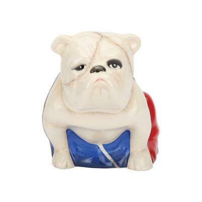 Royal Doulton Jack The Bulldog 007 James Bond No Time To Die 2020 - IN STOCK 5
