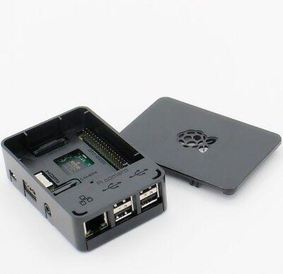 1PCS Premium Raspberry Pi Case (White) - Updated for Raspberry Pi 3, 2 & B+