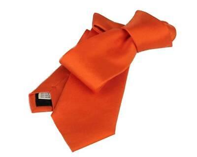 Miglior prezzo varietà di stili del 2019 moderno ed elegante nella moda CRAVATTA TINTA UNITA MADE IN ITALY Cravattini VARI COLORI SETA 7 UOMO  CERIMONIA