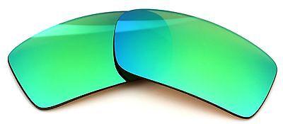 0041be4c01 ... Polarized IKON Iridium Replacement Lenses For Oakley Gascan Emerald  Green Mirror 4