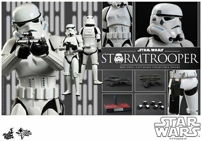 Movie Masterpiece STAR WARS Episode 4 STORMTROOPER 1/6 Action Figure Hot Toys 7