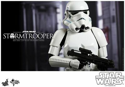 Movie Masterpiece STAR WARS Episode 4 STORMTROOPER 1/6 Action Figure Hot Toys 4
