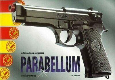 Pistola Parabellum 26363/22 Edison 2