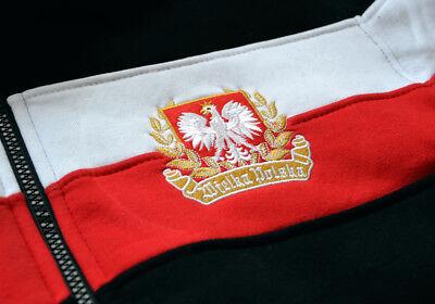 Sweatshirt Hoodie Bluza Patriotic Eagle Poland Wielka Polska Husaria Flag Orzel