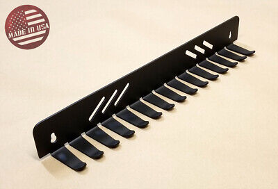 V2 Wall Mount Vise Grip Tool Rack Storage for SnapOn Matco Craftsman Husky SR