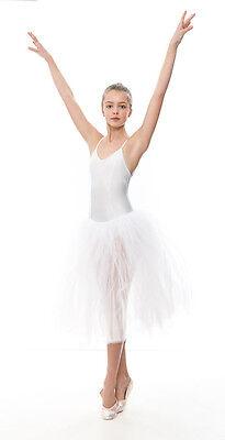 Da Ragazza Romantico Balletto Danza Tutu Da Dancewear Katz In Tutti I Colori 3