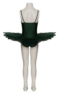 Donne Ragazze Verde Bosco Balletto Danza Costume Tutu Outfit Da Katz 2