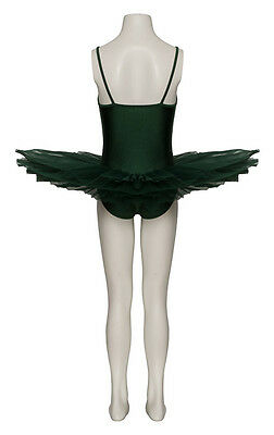 Da Ragazza Verde Bosco Balletto Danza Costume Halloween Tutu Outfit Da Katz 2