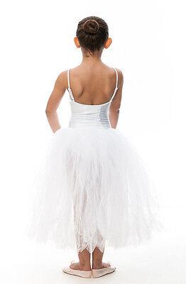 Da Ragazza Romantico Balletto Danza Tutu Da Dancewear Katz In Tutti I Colori 10