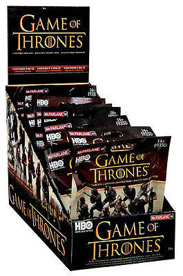 Mcfarlane Game Of Thrones Series 1 Jon Snow Collectible Figure Blind Bag Knights 3