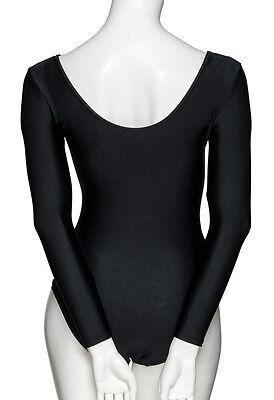 Donne Ragazze Costume Hallloween Nero Body Outfit Tutte Le Misure Da Katz 2