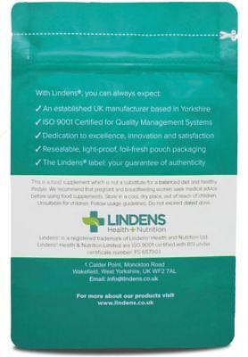 Vitamin D3 5000IU (150 Capsules) Bone, Teeth, Immune Health [Lindens 0922]