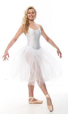 Da Ragazza Romantico Balletto Danza Tutu Da Dancewear Katz In Tutti I Colori 2