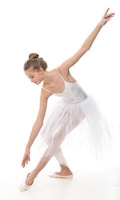 Da Ragazza Romantico Balletto Danza Tutu Da Dancewear Katz In Tutti I Colori 5