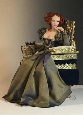 1:12 Dollhouse Doll Dressing Made Easy~By Dana ~ MURIEL~PDF Tutorials//Patterns