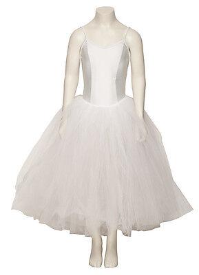 Da Ragazza Romantico Balletto Danza Tutu Da Dancewear Katz In Tutti I Colori 12