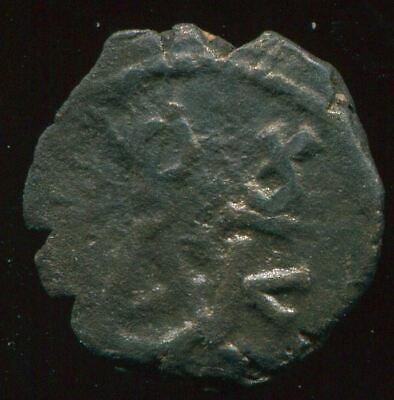AUTHENTIC BYZANTINE EMPIRE  Æ Coin 1.31 gr / 14.74 mm BYZ1066.5 2