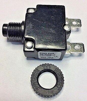 Zing Ear ZE-700S-7A Thermal Circuit Breaker