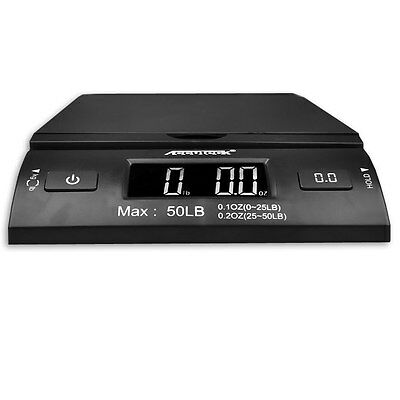 Accuteck 50lbx0.2oz All-In-One PT50 Digital Shipping Postal Scale W/AC Postage 2