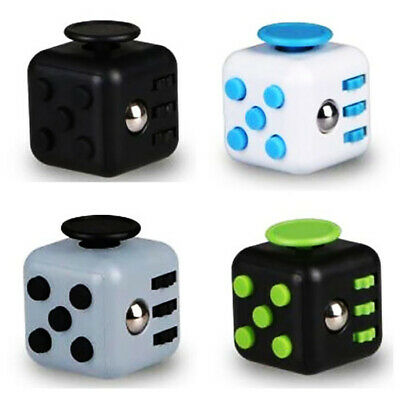 Ralix Fidget Cube Toy Anxiety Stress Relief Focus Attention Work Puzzle 2