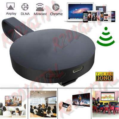 Adattatore Display Hdmi Wireless Dispositivo Chromecast Google Mirascreen Media 2