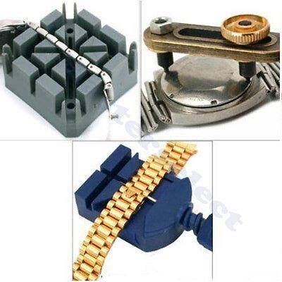 Outils de montre cle clef horloger demontage pour bracelet capot pompe axe pince
